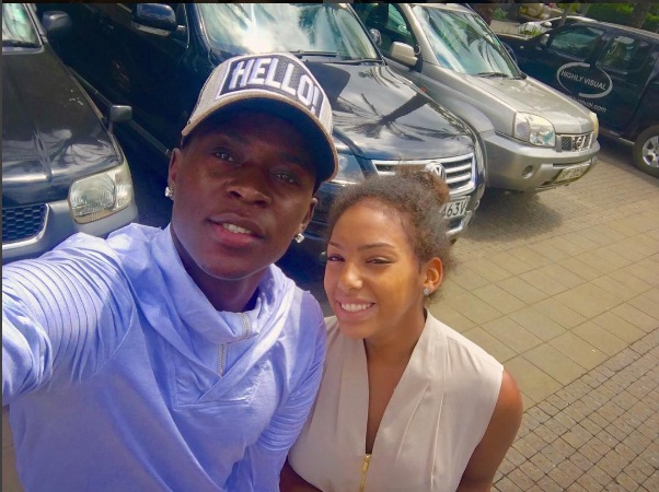 Willy Paul's new bae3