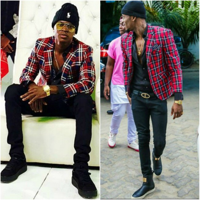 willy paul and diamond collage