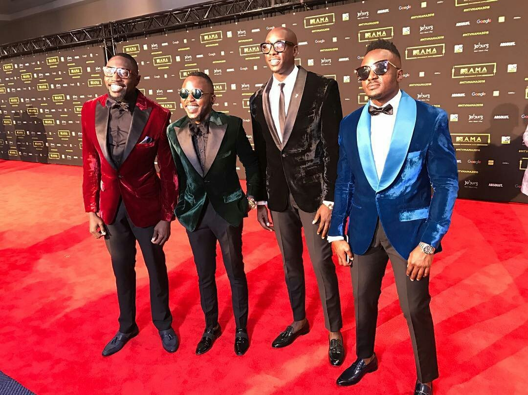 Sauti SOL - Real Names Of Your Top Celebrities That Will Leave You On The Floor