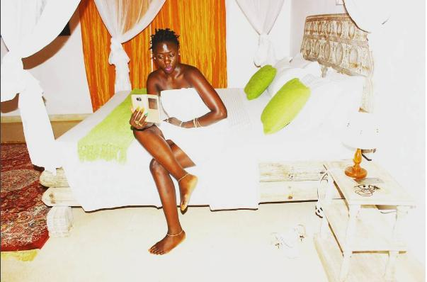 Akothee without make up