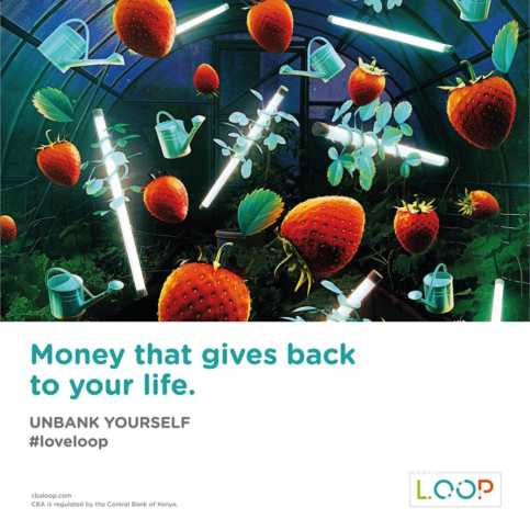 CBA Loop - Money that gives back to your life.