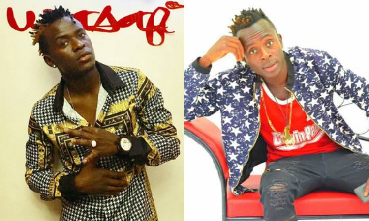 Willy Paul and Danville Msafi