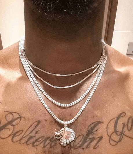 diamond platnumz 11 - Diamond Shows Off His Ksh 7m Worth Of Jewelry (PHOTOS)