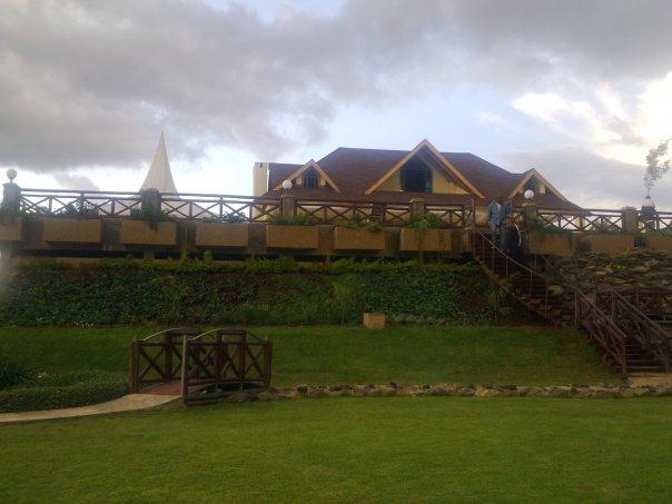 kiuna8 - Leaked aerial view of Bishop Kiuna's palatial mansion in Runda (Video)