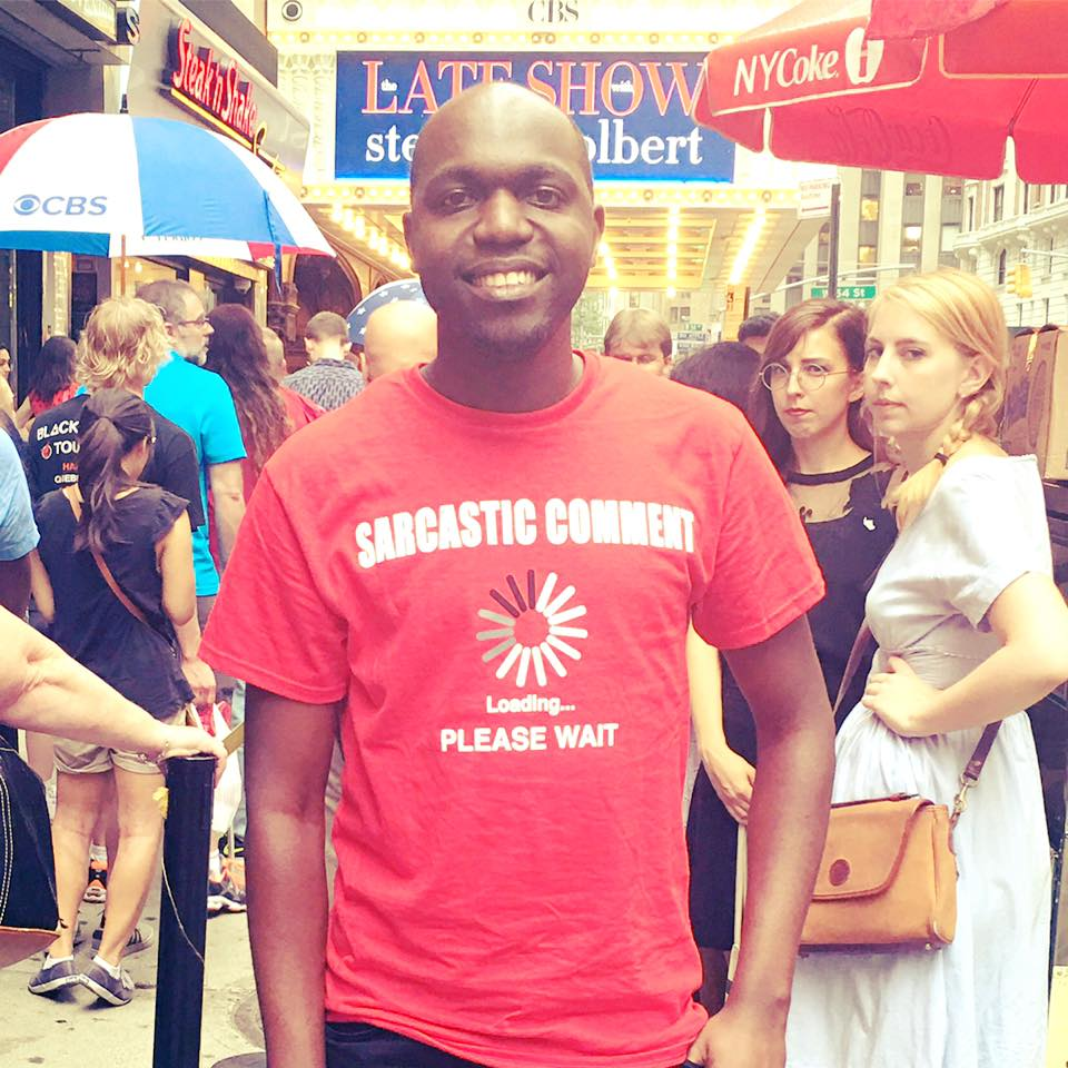 14022149 10153886383608295 5730533405702993741 n - 12 times Larry Madowo has said what he thinks, damn the consequences