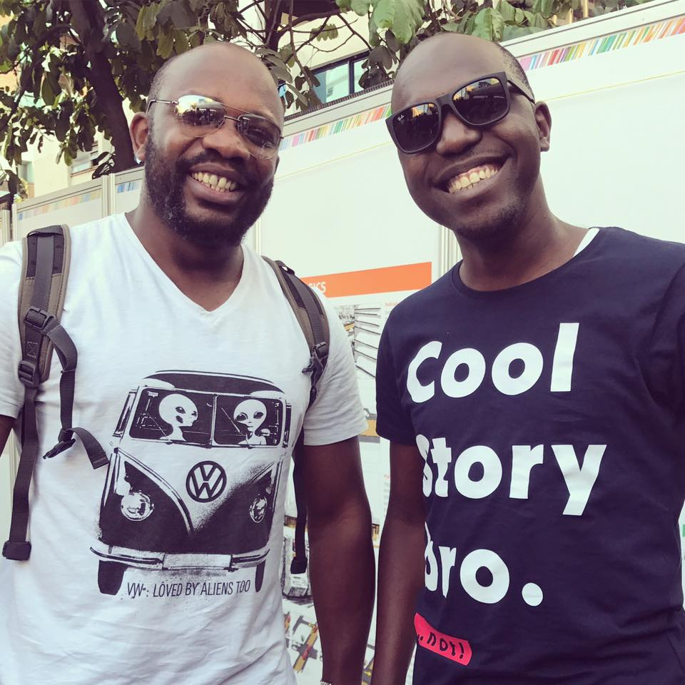 15542068 10154215807338295 8214111890028080548 n - 12 times Larry Madowo has said what he thinks, damn the consequences