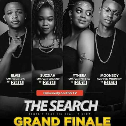 The Search - Grand Finale, 7th May 2017 On KissTV