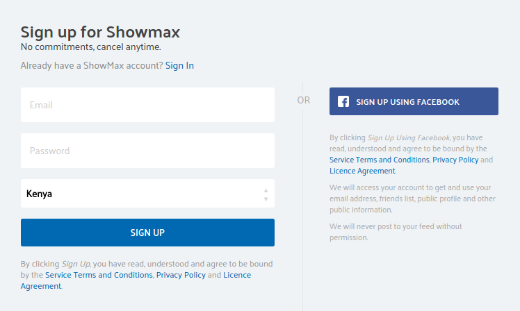 SignUp_Showmax