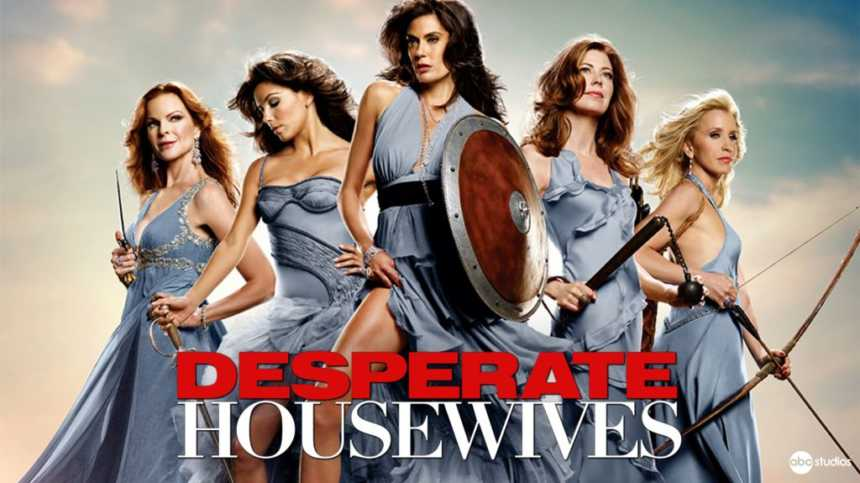 Desperate Housewives on SHOWMAX