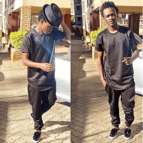 bah - Bahati Trolled For Always Wearing These Shoes (PHOTOS)