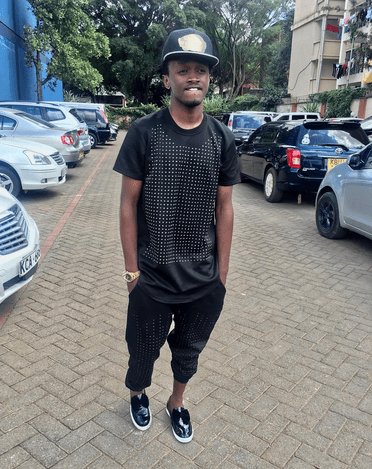bahati  - Bahati Trolled For Always Wearing These Shoes (PHOTOS)
