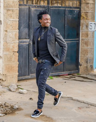 bahati 11 - Bahati Trolled For Always Wearing These Shoes (PHOTOS)