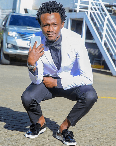 bahati 3 - Bahati Trolled For Always Wearing These Shoes (PHOTOS)
