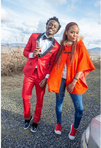 bahati 8 - Bahati Trolled For Always Wearing These Shoes (PHOTOS)