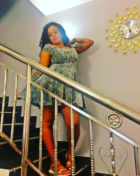 bridget achieng in lagos