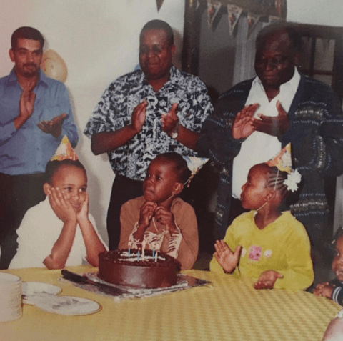 mwai - Inside the life of a retired president