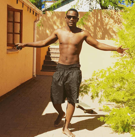 zari bro 5 - Photos Of Zari's Brother That Will Leave Your Pants Soaking Wet
