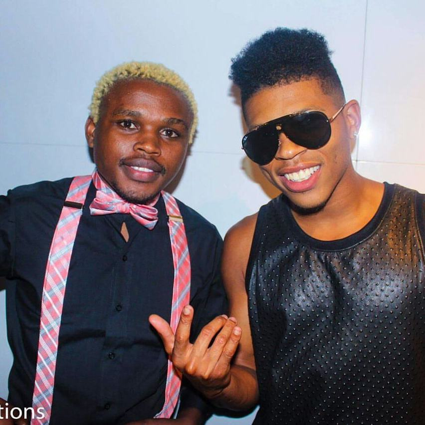 chipukeezy and hakeem Lyon