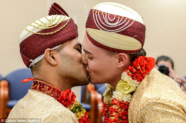 Muslim Gay Couple