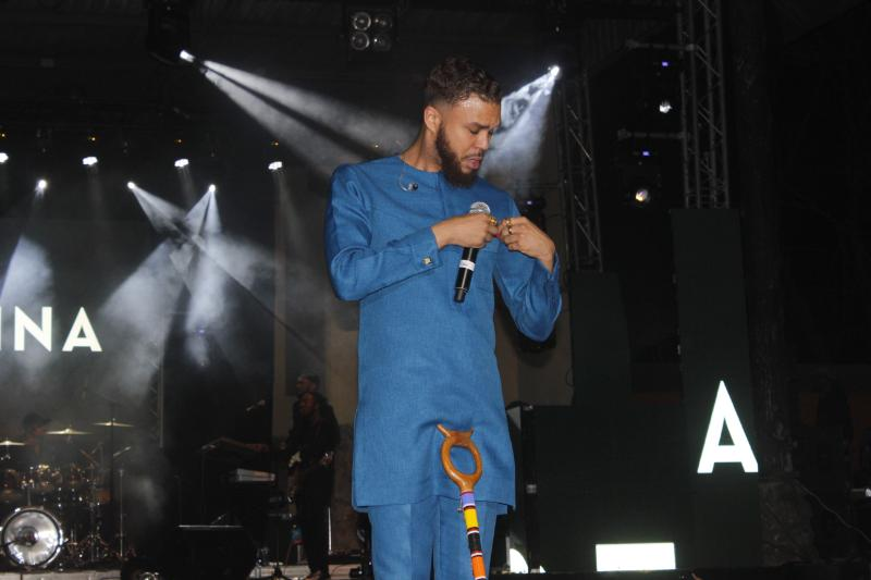 Jidenna concert13 - 7 Types Of Men You Find At Every Work Place