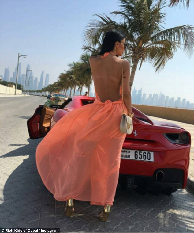 The Duchess Dubai rich kid2