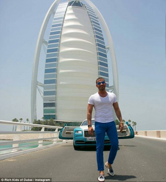 The Duchess Dubai rich kid4