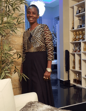 diamond mother 3 - See How Diamond Platnumz's Mother Has Been Slaying After Hitting 50 (PHOTOS)