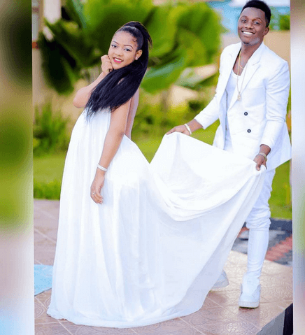 rayvanny and fahima - 'My Baby Mama Is Attracting Filthy Old Men' Cries Rayvanny