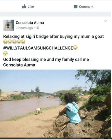 willy paul challenge 3 - KOT's Hilarious Reactions To Willy Paul's Brag About Buying His Mother A Phone