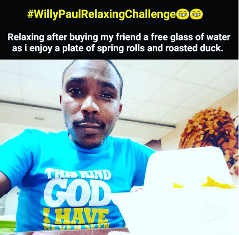 willy paul challenge 4 - KOT's Hilarious Reactions To Willy Paul's Brag About Buying His Mother A Phone