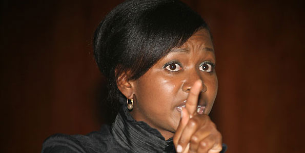 arungaesther finger - PLEASE COMEBACK! Here Are The Prodigal Sons And Daughters We Need Back On Kenyan TV