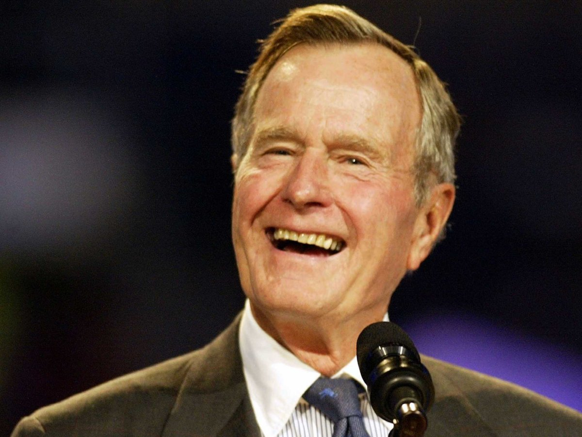 the presidency of the george h w bush in the united states of america Best answer: the us had a long history of interfering in latin america before hw came along the us propped up many corrupt right wing dictators it was a mix of b and c but given the time period you are dealing with, it would be b - a time of the growing power of the drug cartels.