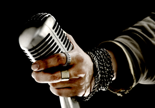 Mic in Hand - Ladies, this is why singing might be the cure to your depression