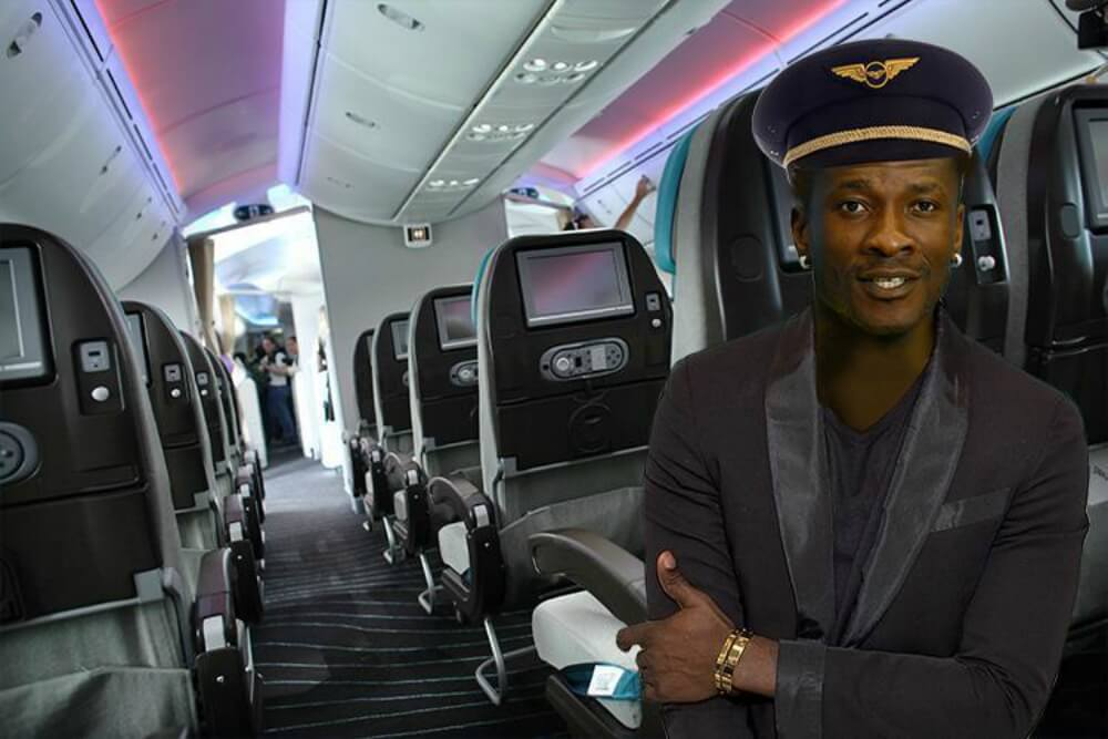 10 1 - The good life: Meet African footballers who own private jets
