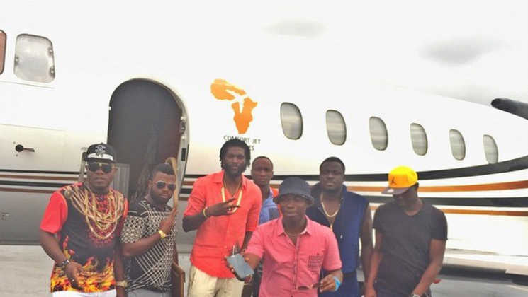 ADEBAYOR 745x420 - The good life: Meet African footballers who own private jets