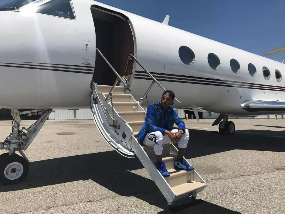 Aubameyang private jet - The good life: Meet African footballers who own private jets