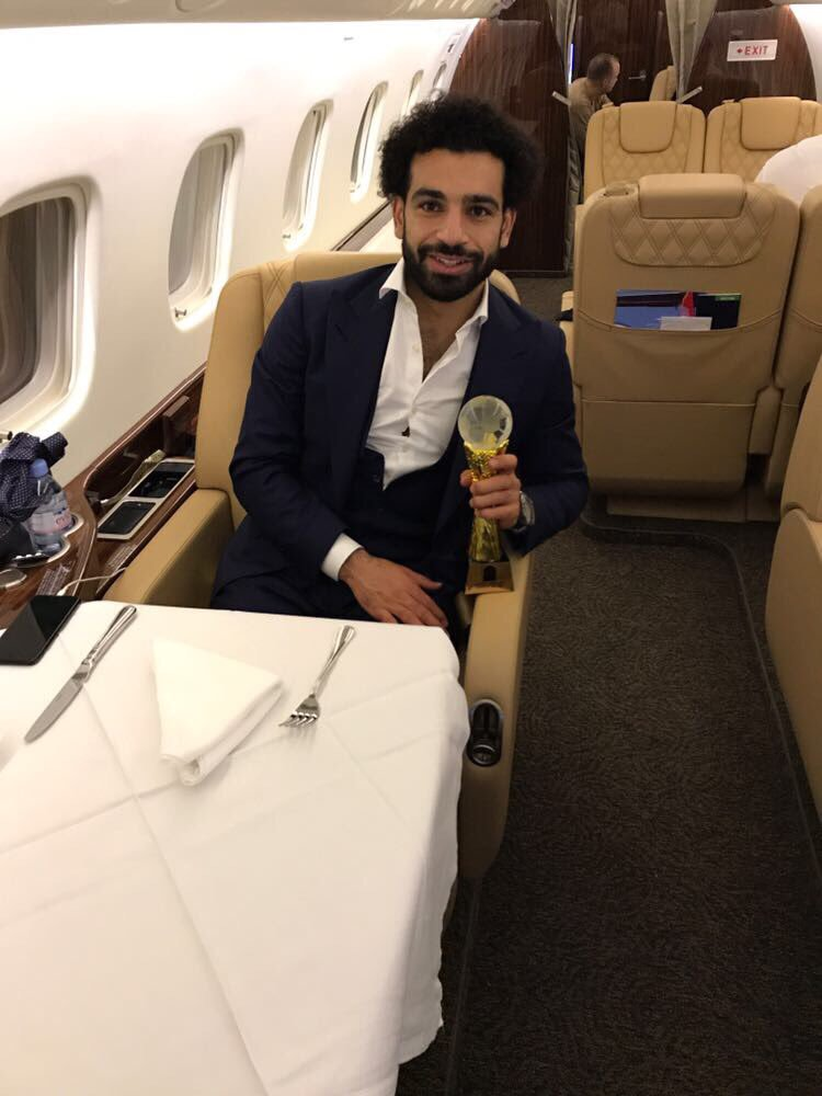 DSyug6HXcAEJx1k 1 - The good life: Meet African footballers who own private jets