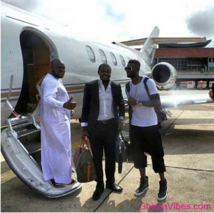 john dumelo6 422x420 - The good life: Meet African footballers who own private jets
