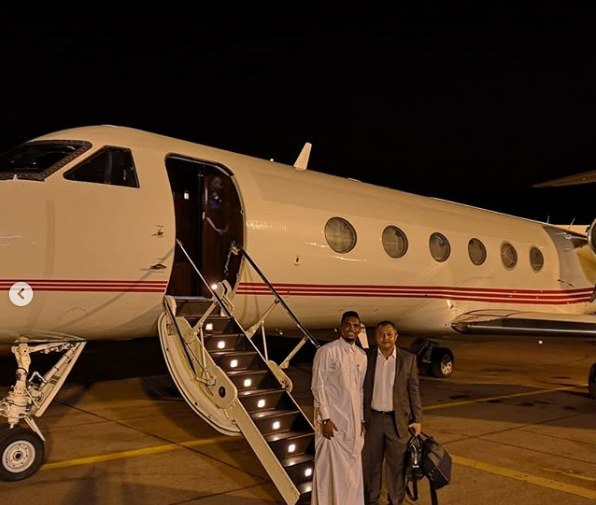 private jet - The good life: Meet African footballers who own private jets