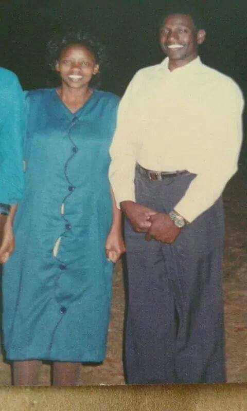 ruto - You won't believe this is William Ruto and his wife Rachel (PHOTO)