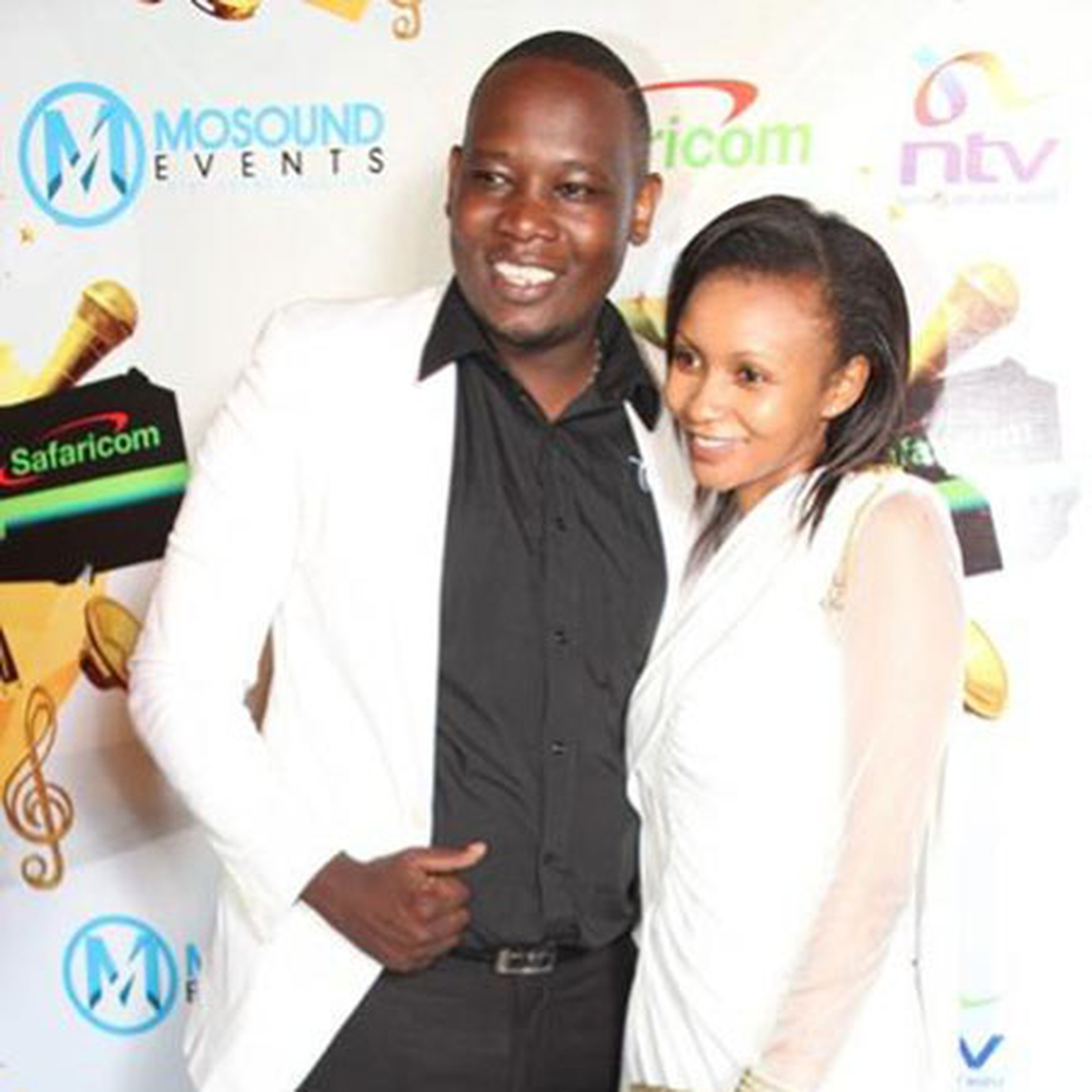 Rufftone - Proof That Kenyan Gospel Celebrities Have A Thing For Light Skinned Girls
