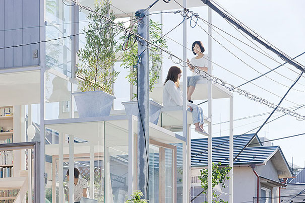 Transparent 1 - 6 Unusual Houses That You'll Die For [Photos]