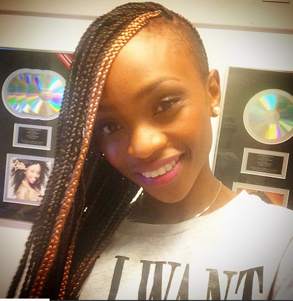 Image result for janet wanja hair