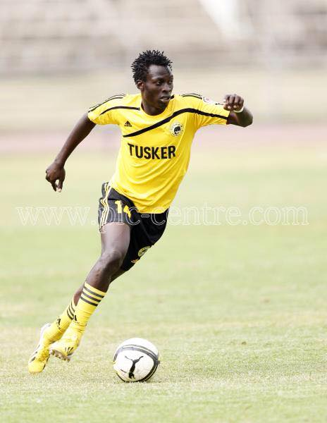 jesse 3 - Meet Kenyan Footballers Who Have Jaw-Dropping Hairstyles (PHOTOS)