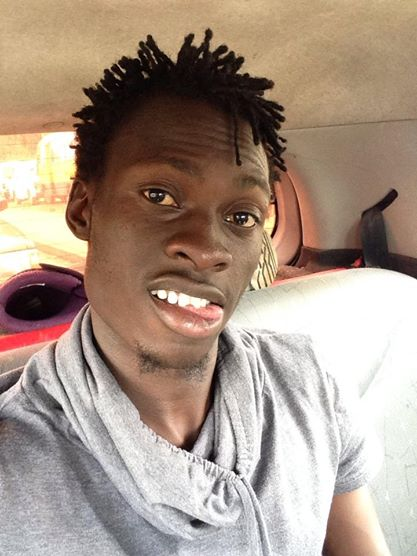jesse 5 - Meet Kenyan Footballers Who Have Jaw-Dropping Hairstyles (PHOTOS)