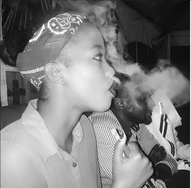 shisha 3 - Meet The Kenyan Queens Of Shisha-Smoking (PHOTOS)