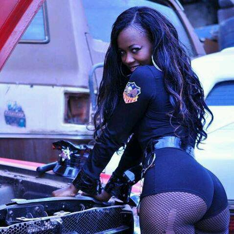 vera 2 - Crowning glory! 10 Hair styles that transformed Vera Sidika to a wife material