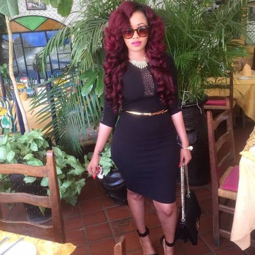 vera sidika 2 500x500 - Crowning glory! 10 Hair styles that transformed Vera Sidika to a wife material