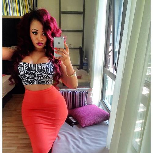 vera sidika22 500x500 - Crowning glory! 10 Hair styles that transformed Vera Sidika to a wife material