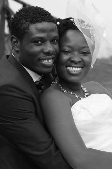 brenda 1 - Meet The Only Kenyan Journalist Who Is Married To A Famous Footballer (PHOTOS)